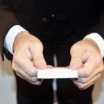 名刺を作って社長の実感!!名刺のデザインは縦と横どっちがいい!?