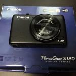 【高級コンパクトデジタルカメラ】ハイエンドコンデジ Canon PowerShot S120がセカンドカメラとしてかなりおススメ!